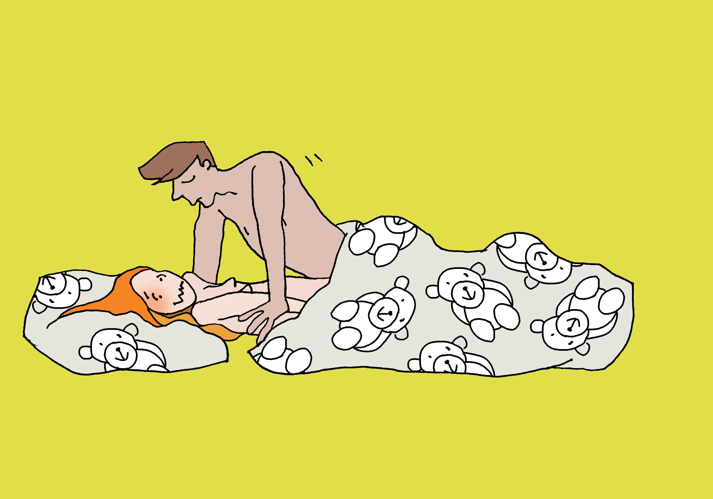 Geschlechtsakt schmerzen beim MOOCI. Dyspareunie